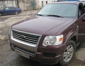 Ford Explorer 1 фото 0