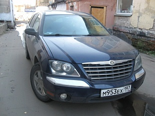 Chrysler Pacifica 2