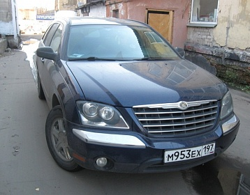 Chrysler Pacifica 2 фото 0