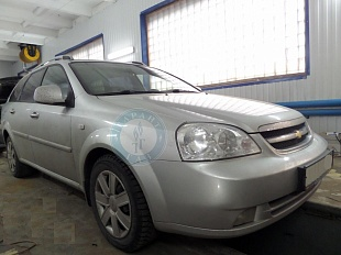 Chevrolet Lacetti 2005 года 108.8 л.с. 1598