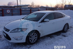 Ford Mondeo 2013 года 160.4 л.с. 2261
