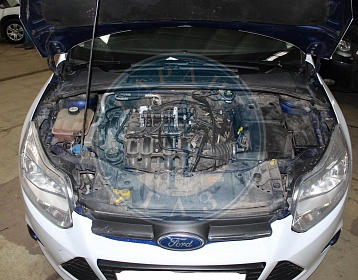 Ford Focus 2015 года 125.1 л.с. 1596 фото 3
