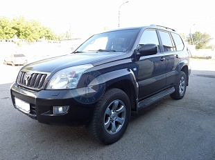 Toyota Land cruiser prado 2002 года 178.1 л.с. 3378