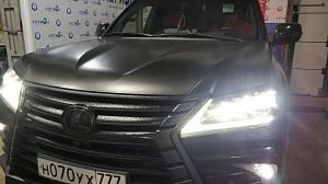 Lexus lx570 2017 года 365.7 л.с. 5663