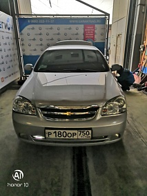 Chevrolet Lacetti 2007 года 93.8 л.с. 1399