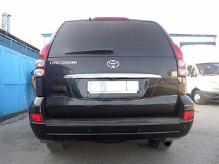 ГБО на Toyota Land cruiser prado 2002 года 178.1 л.с. 3378 5