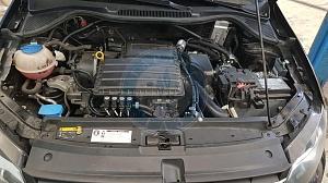 Volkswagen Polo 2016 года 108.8 л.с. 1598