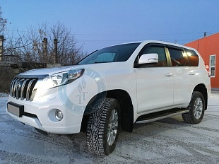 Toyota Land cruiser prado 2014 года 163 л.с. 2694