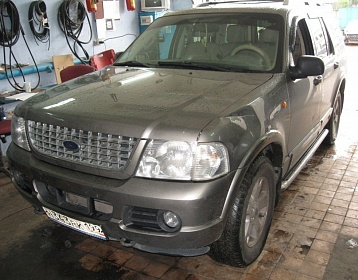 Ford Explorer 2 фото 4